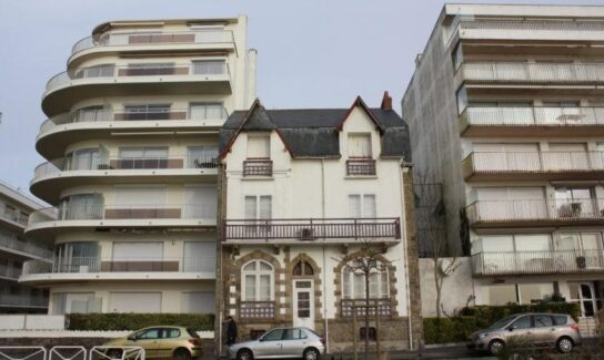 La Baule / Le tribunal administratif autorise le démolition de la Villa Rigaud